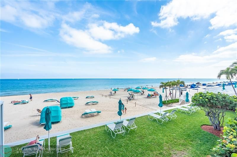 Penthouse..Fantastic beachfront location ..NO CAR NEEDED..short distance to grocery, shops, restaurants and banks..Panoramic corner with city,skyline , SUNSETS, waterway  and ocean views...Bright and cheerful with  reflective French ceilings..furnishings are negotiable..easy to see