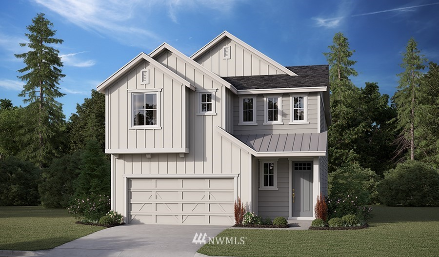 New construction at Canyon Terrace- the Lori with walkout basement!