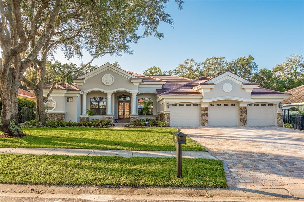 1544 Canopy Oaks Boulevard, Palm Harbor, FL 34683