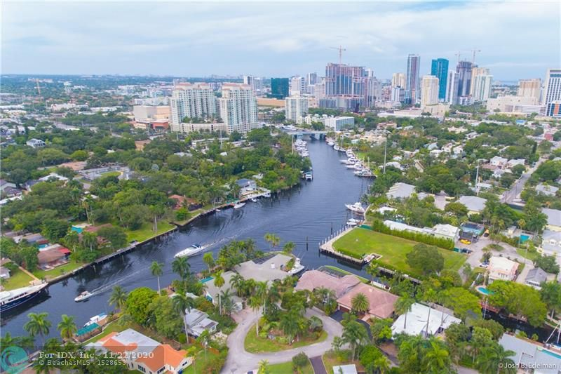 RARE WATERFRONT GEM! 50' of Tarpon River frontage with Ocean access. Only 1 fixed bridge! Recently Appraised at $372,000!! A True Diamond in the Rough. 3 Bedroom, 1 Bathroom, 1-Car Garage. Only 1 mile away from Las Olas and hundreds of phenomenal restaurants! Boat, Kayak, or Paddle Board from your backyard Tarpon River to New River or the Intracoastal. Brand New tankless hot water heater! Less than 5 miles from Fort Lauderdale Beach.