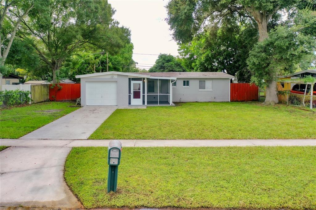 Refreshed and updated 3 bedroom home with new kitchen, 2 new bathrooms, flooring, paint and more!  Features include, a master bedroom complete with a private master bathroom, 2 additional bedrooms, huge front and back porches, fenced in yard, attached 1 car garage, new custom kitchen with granite tops and stainless steel appliances, don't forget the location.