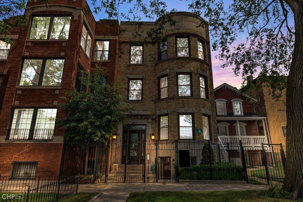 4917 S PRAIRIE Avenue, Chicago, IL 60615