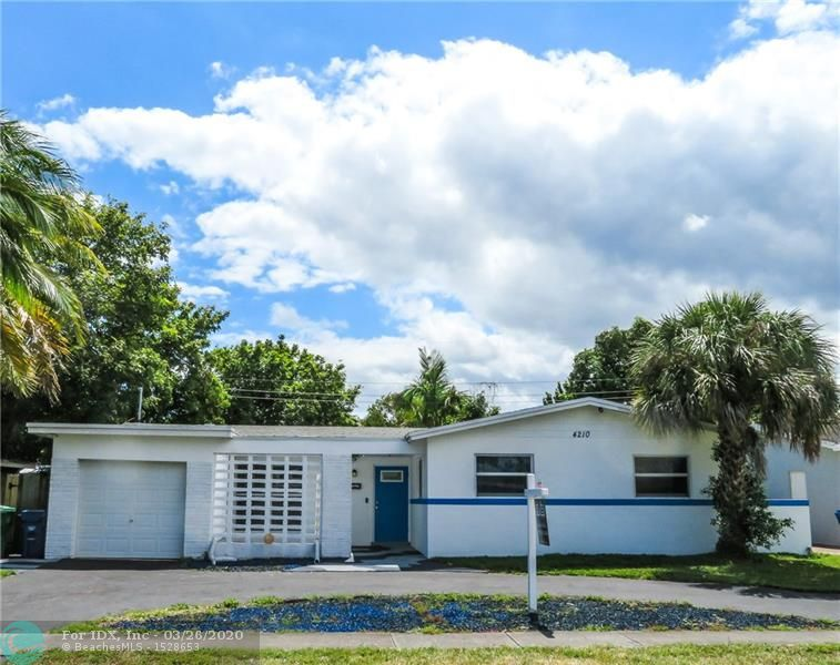 3-D TOUR!! CLICK ON VIRTUAL TOUR. See dollhouse & floor plan too!  View this 3 bed-2 bath Pool home+1 car garage in Lauderhill from the comfort of your home. Move in ready. Updates include: New Roof 2018. Solar hot water heater. All new PVC under house to city connection 2017. Outside electric panel 2015. All but sliders are hurricane impact windows. All new doors & baseboards. Freshly painted inside. S/S appliances. New sink & faucet & filtered water @ sink. Moveable kitchen Island. LG 2017 W/D. A/C coil replaced 2018. Beautiful all new Master bath. Cool Deck paint around pool. 2015 variable speed pool pump & filter. Tile throughout. 6 Camera & alarm system + hard-wired RING doorbell stay. 1 car garage-new epoxy painted floor. Hurricane impact garage door. Shed. Nothing To-Do but MOVE IN!