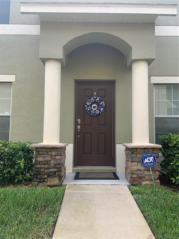 Don't miss out on this beautiful, maintenance free townhome in the heart of Trinity.  Close to shops, restaurants and in an A-rated school district this community is where you want to call home! Built in 2015, this 3 bedroom 2.5 bathroom has been recently updated with luxury flooring downstairs, new carpet upstairs and the interior has been freshly painted. The kitchen has granite countertops, stainless steel appliances and a great amount of cabinet space. Enjoy your morning coffee on the newly paved outdoor patio that is fenced in. This home is meticulously maintained and the original owner resides. Don't wait, this home won't last long!