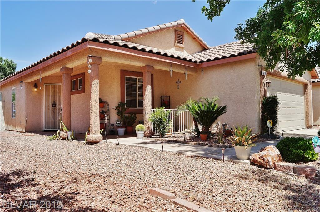 Don't miss this Desirable Single Story Home w/Stunning Upgrades Throughout. Open & Airy Floorplan features Carpet Free Living, Upgraded Kitchen & Baths w/Granite & Tile Work. Gorgeous Crown Molding, Vaulted Ceilings. Custom Walk-in Closet. Sizable Back Yard w/ Large Patio & Maintenance Free Desert Landscaping. Large 2 Car Garage & Covered Front Pouch, Quiet Cul-de-Sac Street. Community offers The Beautiful Rodeo Park. This Home is a MUST SEE!!!