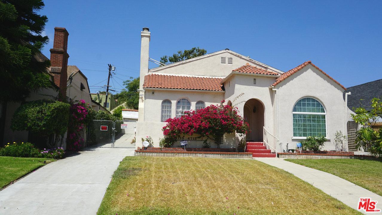 4715 S VICTORIA Avenue, View Park, CA 90043