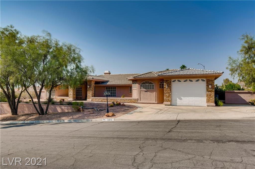 985 Candy Tuft Drive, Henderson, NV 89011