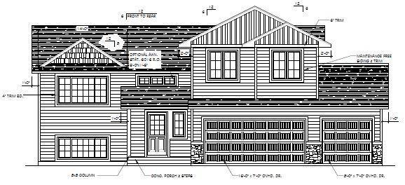 Thomas Allen Homes RETREAT XL in The Meadows Community.  The home is an XL version of our popular Retreat plan.  The  home boasts an extra 4ft of width in the living room-dining room and family room areas PLUS and Extra 18' of cabinetry and kitchen island.  This home is to be located on an excellent premium lot and loaded up with extras.    Growing family?  This may be the ticket.   Vaults, open space, private master suite, custom cabinets, stls appliances, 5bed/3ba, 2,670 sq. ft., XL family room, 3 stall garage, yard, irrigation, more. Conveniently located 2 minutes from town off Beaver Dam Rd.  This is 1 of 8 homes at various phases of construction and several available to tour.