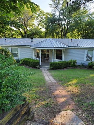 441151 Cedar Crest, Big Cabin, OK 74332