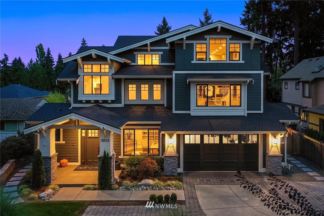 3018 108th Avenue SE, Bellevue, WA 98004