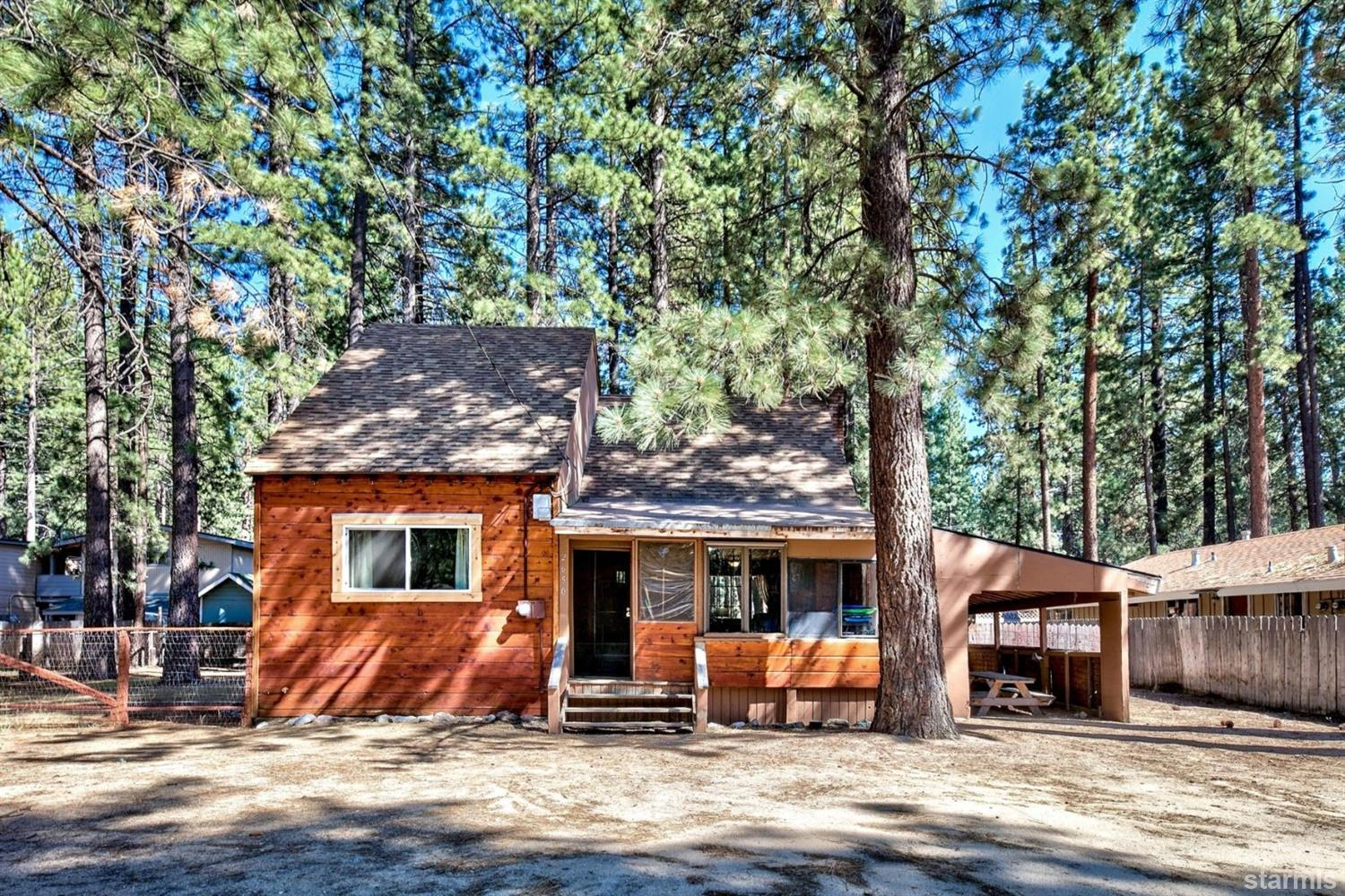 2650 Armstrong Avenue, South Lake Tahoe, CA 96150