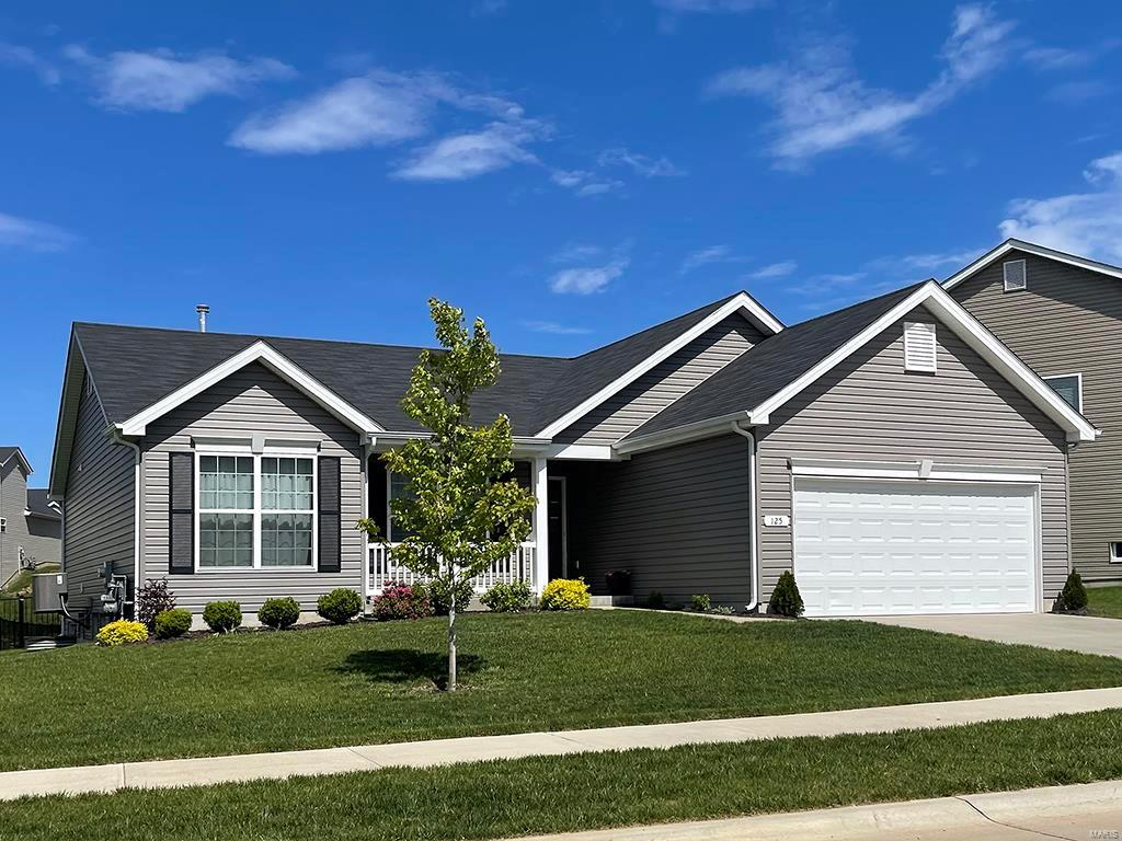 534 Leather Reins Drive, Wentzville, MO 63385