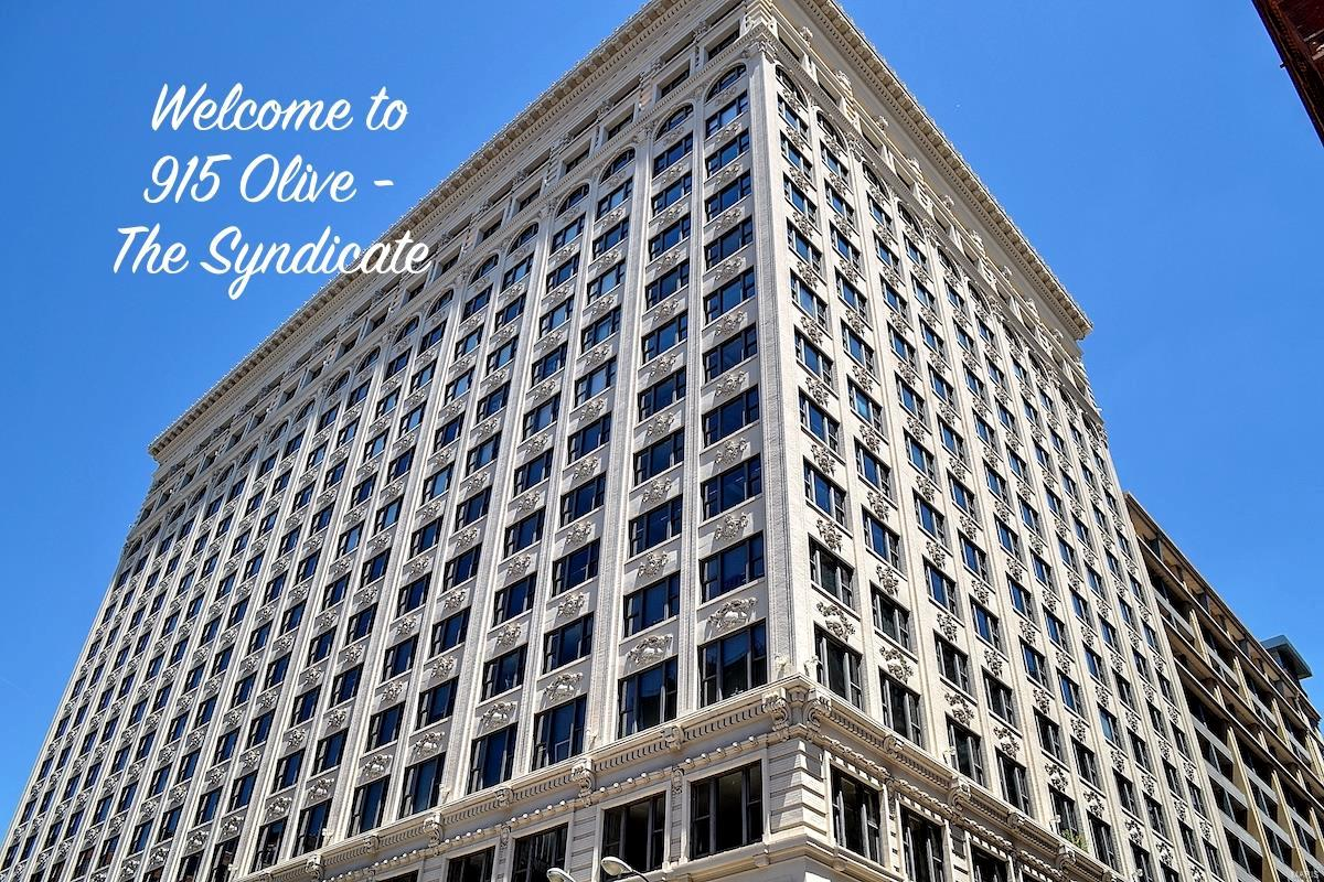 915 Olive, St Louis, MO 63101