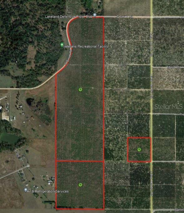E Myers Road, Fort Meade, FL 33841