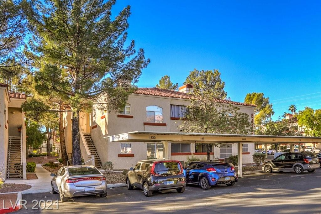Beautifully Updated Two Bedroom, Two Bathroom Downstairs unit in gated community!  Near regional shopping, freeway, parks, and more!  Owner highly upgraded the property and you get the benefit!  Wood plank tile floors, white cabinets, all appliances, solar screened, and more!  Schedule a tour today! Buyer and agent to verify all data they are relying on to decide to purchase this property.  Seller is related to broker, but broker has no interest in property.