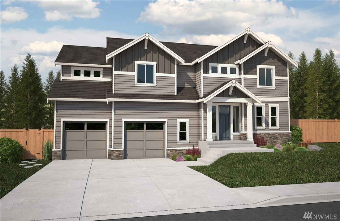 "Brand new 2814 square foot home in Fircrest on a .275 Acre Lot! Located in a quiet pocket of Fircrest but minutes from shopping, restaurants, 6th Ave & freeways, this home has surprises in store. Fantastic standard features inc. 3CM Slab granite or quartz countertops, soft close door & drawers in shaker cabinets w/ 4 color options, SS appliances complete w/ 66"" FRIDGE. Only Laminate, carpet & tile floors, no Vinyl here!!! Covered rear patio w/ OUTDOOR FIREPLACE. Limited time to choose colors."