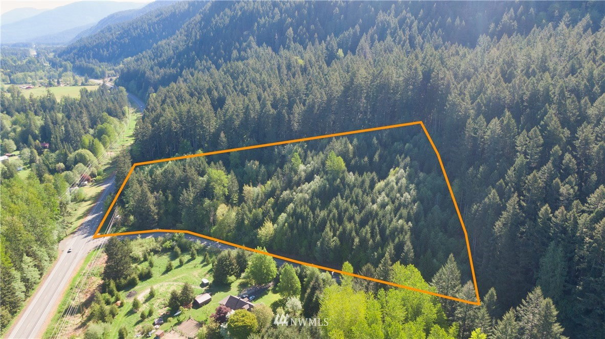 7.9 acres of forested land just off Highway 12 on Bennett Road, just 7 miles from community of Packwood! Bordered on two sides by National Forest Land. A wildlife thoroughfare and with just a little work you can have a stunning view of the Cowlitz River Valley and surrounding mountains. Just 7 miles from community of Packwood! Old road that runs up the property leads to potential building sites although the property is not subdividable. Great getaway spot for those seeking some wilderness style privacy to have their dream place yet do not want to be too far from amenities.