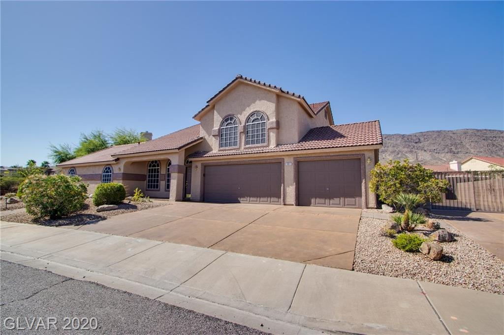 301 W COUNTRY CLUB Drive, Henderson, NV 89015