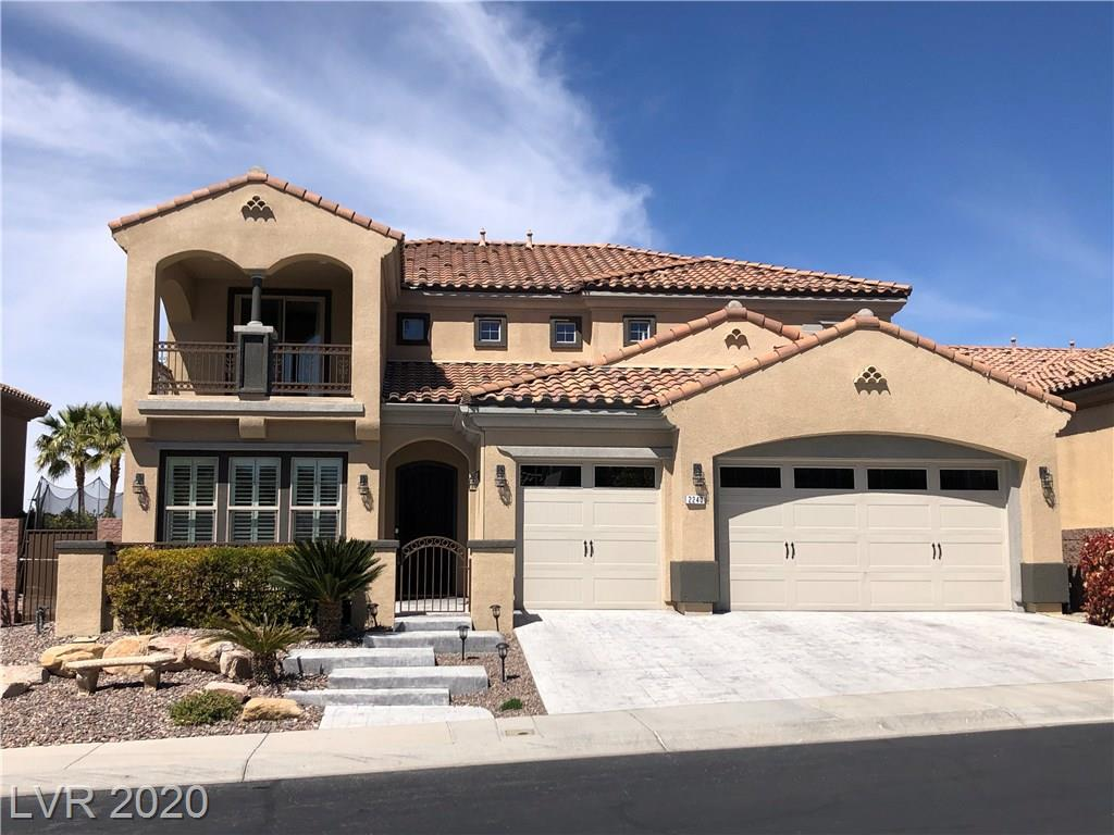 2240 Martinique Avenue, Henderson, NV 89044
