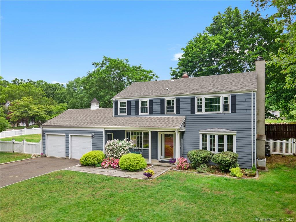 """Welcome home to this hidden gem of a neighborhood.  Relax on the front porch of this University-area colonial with tranquil water views. Perry's Mill Pond provides seasonal activities including fishing, rowing, hockey and ice skating. Recent A2 survey shows area is in zone X not a flood zone. MLS map is incorrect The main level of this charming home offers a generous """"front to back"""" family room bathed in natural light from the front facing bow window and rear picture window.  Crown molding, hardwood floor, raised hearth brick fireplace with slate mantle and recessed lighting also grace this welcoming space.  Dining room features crown molding, hardwood floor, front facing bow window with water view and """"passthrough"""" to kitchen.  Kitchen boasts multiple food preparation areas and stainless steel appliances, built-in and breakfast bar.  Second level is home to four spacious bedrooms all with hardwood floors and crown molding. Master bedroom offers water view and full bath with walk-in shower.  The updated hall bath is outfitted in gray and white hues with tile floor and wainscoting.  Laundry and mechanicals are conveniently located on main level.  The fully fenced, level yard is perfect for entertaining.  This centrally located home is within minutes to shops, dining, beaches and commuter routes and a short walk to award winning schools.  Drive  by and see how special this neighborhood is! MOTIVATED SELLER. Agents see agent remarks"""