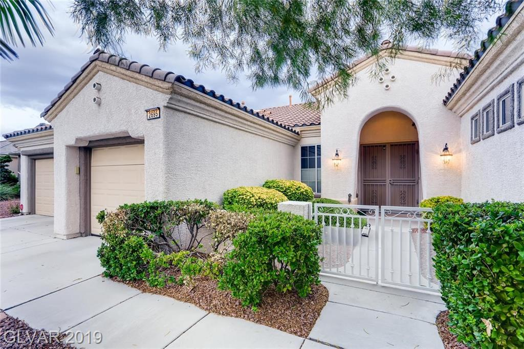 2695 EVERGREEN OAKS Drive, Henderson, NV 89052