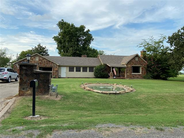 521 E Duncan Road, Haskell, OK 74436