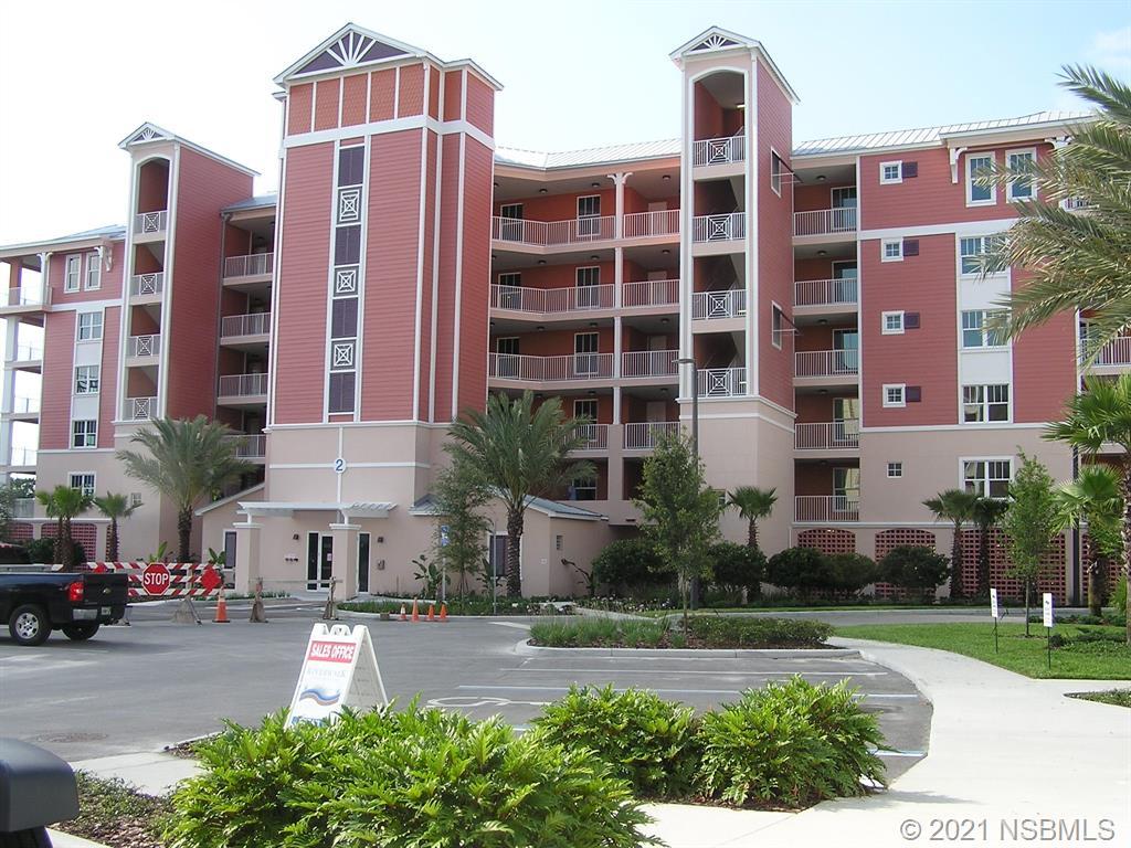 2 N Riverwalk Drive 2-502, New Smyrna Beach, FL 32169