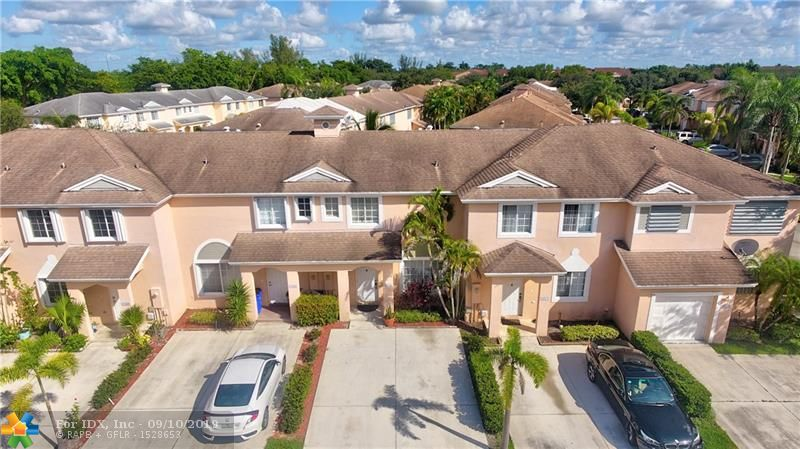 Here's a great opportunity to own this beautiful townhome in highly sought Waterways. Updated kitchen with beautiful wood cabinets, granite countertops, stainless steel appliances, tile floors, brand new 3 ton AC, washer and dryer, screened and tiled patio, and much more. Gated community offering two clubhouses, playgrounds, BBQ and picnic areas, exercise room, tennis, basketball and volleyball courts. Pet and family friendly community. Conveniently located, closed to Sawgrass and minutes to the Beach, restaurants & shopping. Investors Welcome. OK to rent. Maintenance includes cable and internet.