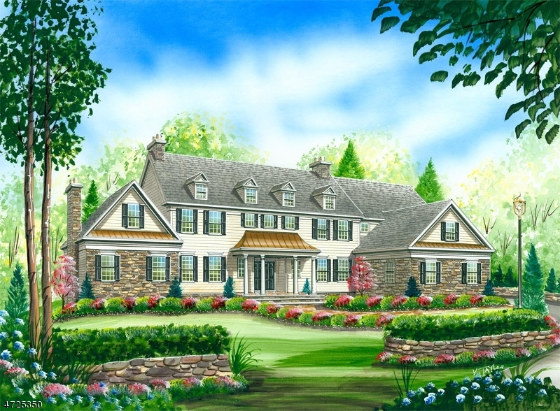 Custom design & build your new home amongst 8 luxury new homes on a cul de sac by renowned builder. Pick your lot and choose your floor plan.Priced from $1,300,000. Design to build, houses shown are possibilities of what can be built. Ask for floor plans. These homes will boast top quality and design throughout. Choose and customize your features and amenities: elegant trim and moldings, gourmet chef's kitchen, designer bathrooms, dramatic two story foyer, guest suite in the main level, master suite with luxurious bath and double walk in closets, and so much more. Located minutes from highways, schools, parks and shopping for your everyday needs. Plus, top ranked Warren school district. Customize your Dream Home. Pictures shown showcase builder's exceptional work.