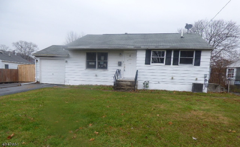 Perfect home for downsizing, Ranch with 1 BR and 1 bath, updated kitchen granite counters and jetted bath, hardwood floors throughout. Seller will not complete any repairs to the subject property, either lender or buyer requested.  Property is sold AS IS condition.  First look expires Dec 17, 2019 only owner occupant offers will be considered during this time.   1 Car detached garage has additional space for storage, or workshop.  Close to all amenities and commuting arteries.