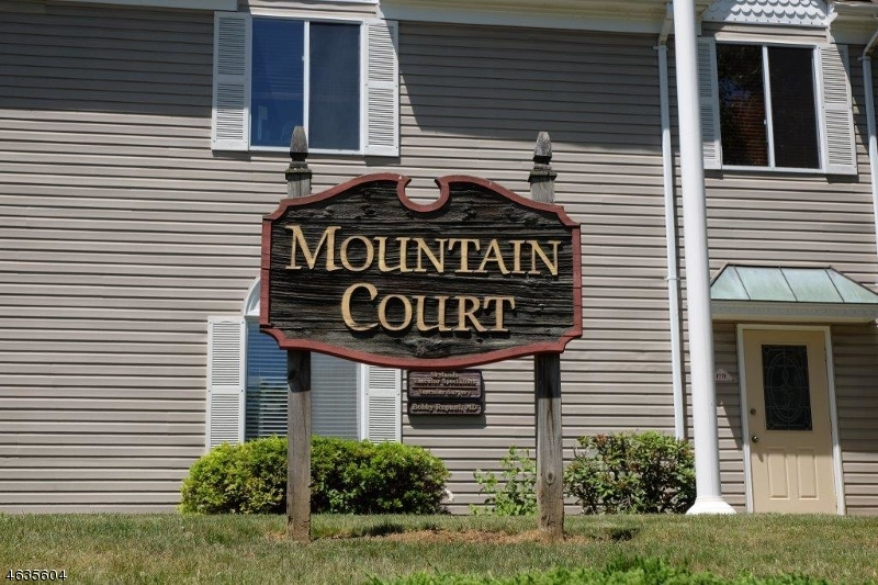 1st Floor Office Condo located in desirable Mountain Court complex in the heart of Hackettstown.  Plenty of onsite parking for staff or customers. Spacious unit currently configured with two individual offices, conference room, kitchen area, large open area, reception area and two bathrooms.  Unit also has two entrances.  Unit is in move in condition, bring your business and staff and enjoy your new location. Also available For Lease.