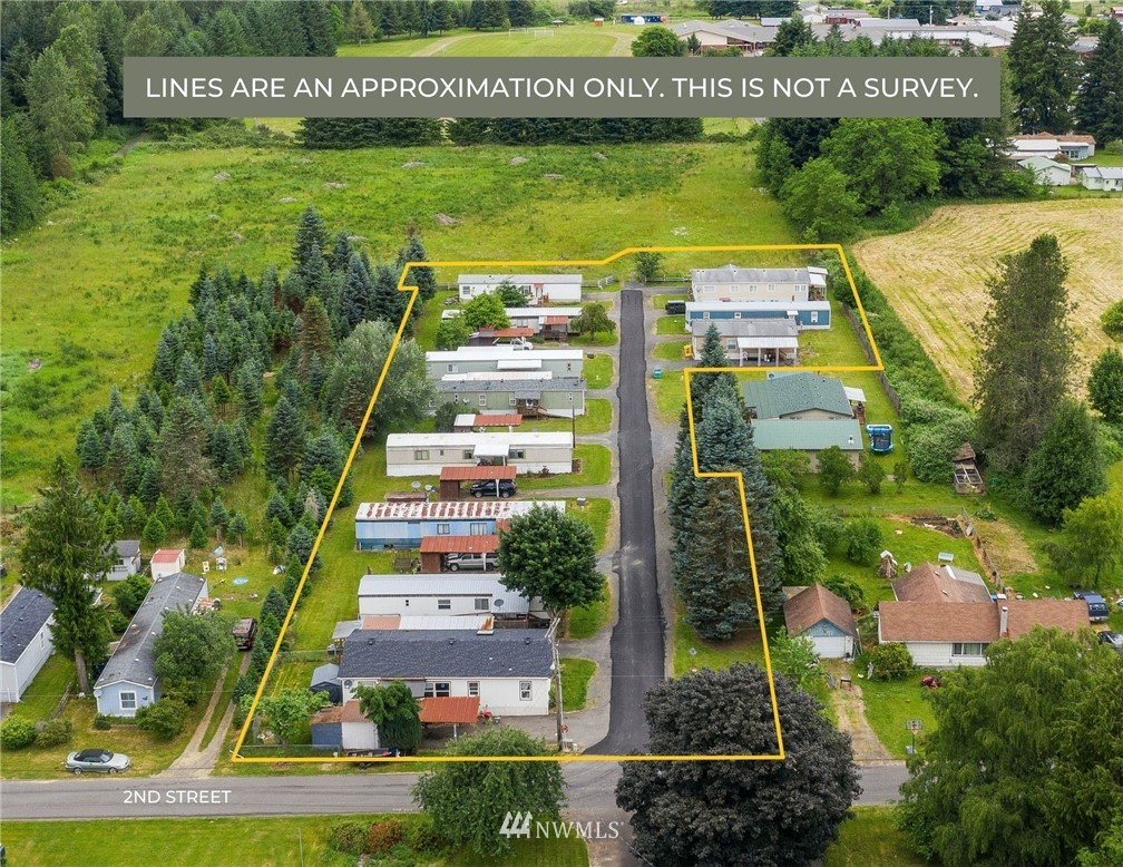 This is a great investment opportunity! With steller cash flow, this 11 unit manufactured home park sits on 1.73 acres and includes 9 units that are park-owned and leased, and an additional 2 units that pay space rent monthly; several of the homes have had long-term tenants (with rent rates reflecting that). The park is in excellent condition, is professionally managed, and regularly inspected with the owner consistently keeping current on repairs. While currently under-rented, management is actively increasing rents only increasing the value of this purchase!