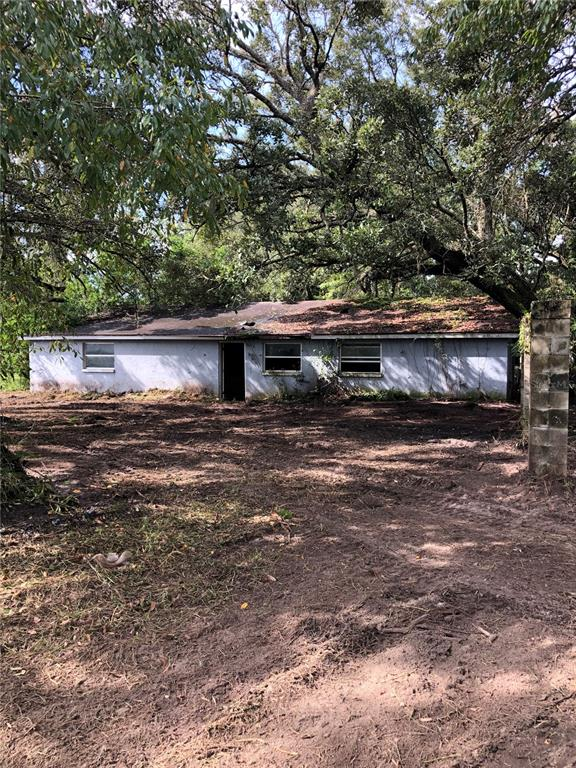 Investor Special!! 2br 1ba mobile home on 1/2 acre in beautiful Hudson FL! In need of a full rehab or demolish and build new/relocate mobile home to lot. Big block structure attached to mobile home. Land has been cleared, impact fees paid and utility hook up in place. Property is vacant no access restrictions. Schedule a showing!  **Office hours are Monday-Friday 9-5pm** We will be review all offers during business hours. Thanks!