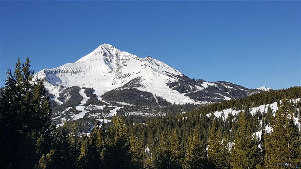 One of 5 lots in private, gated, Summit View Phase 111. This 4.3 +/- acre lot is in a premier location in Big Sky Mountain Village and has outstanding top of the world views toward Lone Mountain and Beehive Basin. Easy access to ski area and adjacent trails for hiking and biking up into Beehive Basin and beyond into the Spanish Peaks. This is mountain living at its best - winter or summer.