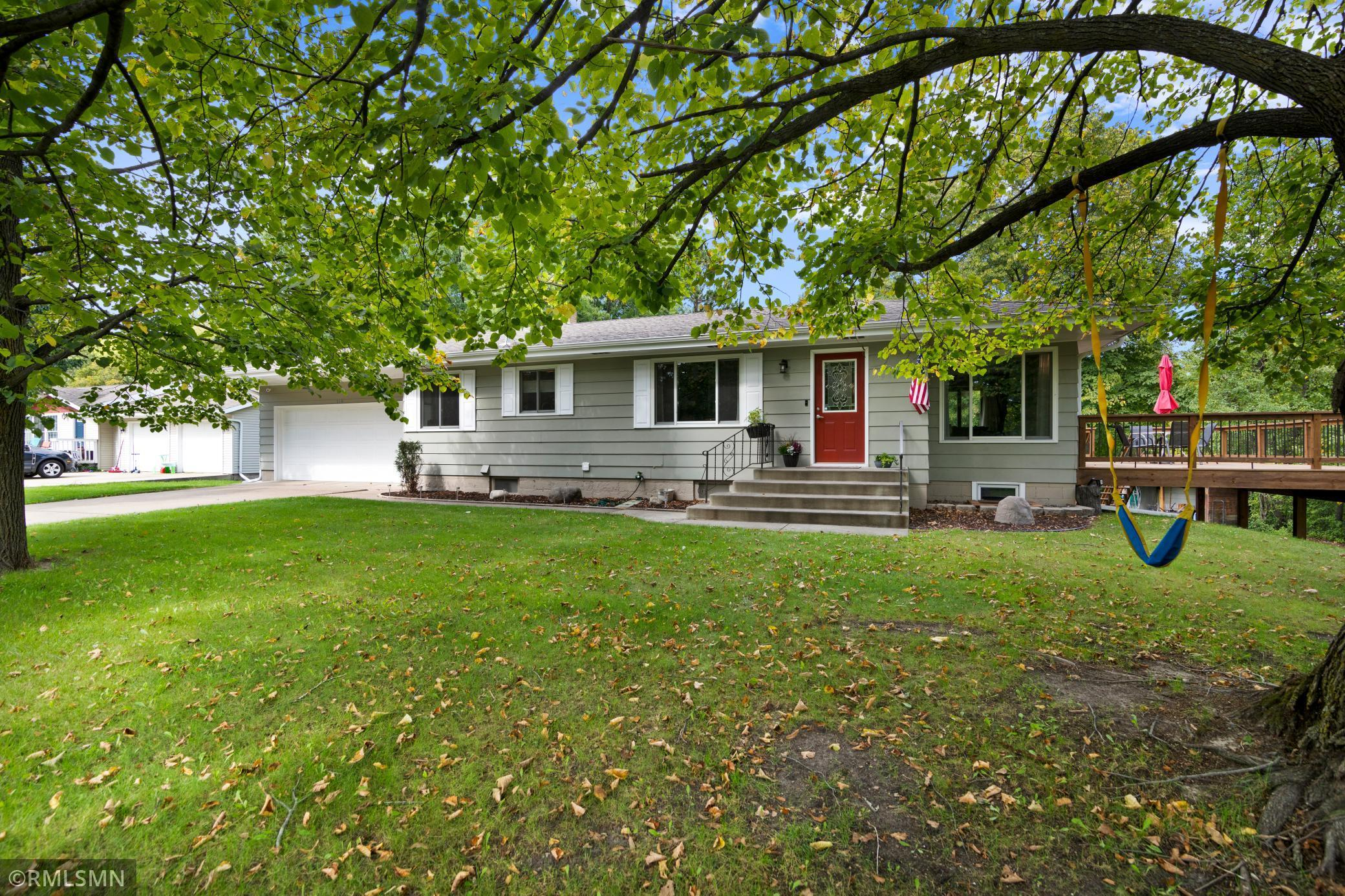 Only the 2nd time this home has been on the market since 1965! This very private (only 1 bordering neighbor) 4BR, 2BA Brainerd home is located directly across the street from beautiful Bane Park. Property borders Little Buffalo Creek which you can see and hear from large 16x20 cedar deck (built 2020). Home features many updates including remodeled bathrooms, new windows, large sized dining, living, and family rooms. Walkout lower level patio leading to large level private backyard. Also has private walking trail leading to the creek with many large Basswood trees covering property. Don't miss the chance to see a hidden gem like this! Contact today to set up a showing.