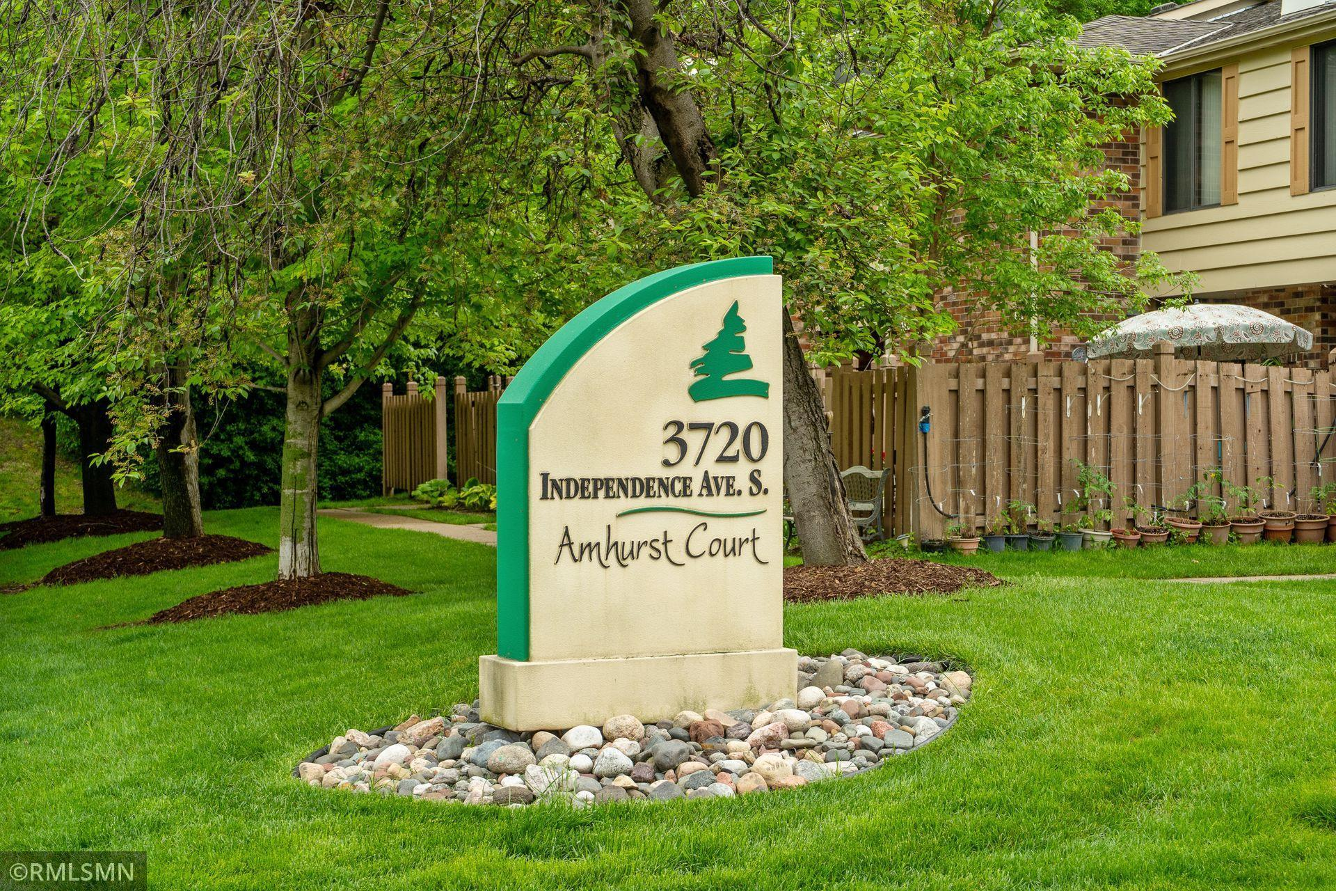 A St. Louis Park GEM!  This townhouse features an updated kitchen, 2nd floor laundry, and a wood-burning fireplace. Enjoy the privacy of your home in this quiet, yet centrally located community. You'll have access to a heated outdoor pool and tennis courts this summer. Pets and rentals allowed.
