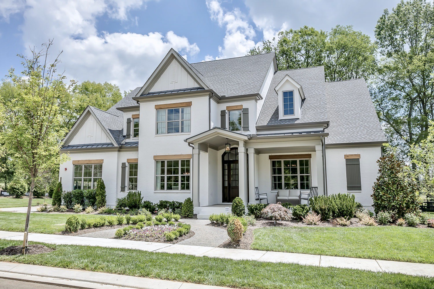 LAST CHANCE TO OWN NEW TURNBERRY HOME IN BISHOPS GATE!! Same Plan as Model! Private 1/2 Acre w/ ROOM FOR A POOL! Tall Crawl Space w/ 11x11 Workshop Area. Magnificent 5BR Design. ENTERTAINER'S DELIGHT w/ Back Covered Deck, Incredible Chef's Kitchen w/ Butler Serving Area / Island / Walk-In Pantry /Large Bar. Main Level Study or Perfect Room for Baby Grand Piano, Owner's & Guest Retreat on Main w/ 3 Large BR's UP and Full En Suite Baths for ALL BR's! HURRY- LIMITED TIME to CUSTOMIZE SELECTIONS!!