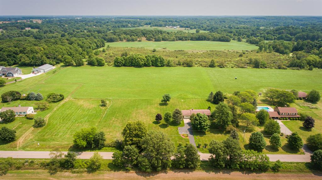 A location that is 2nd to none in the Mason school district, come build your dream home on this beautiful 7.5 acres of land. Also listed with a home under MLS #257552.