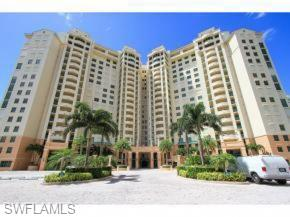 Top of building with unbelievable views. 3 balconies, enclosed entrance on this much sought after 04 unit. Cape Marco is a private, gated community with all the amenities! Situated at the tip of Marco Island's crescent beach.