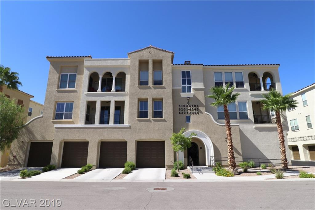 Panoramic Las Vegas Strip Views from this age restricted 55+ luxury condominium! Granite Counters, Stainless Steel Appliances, Modern Upgraded Cabinets, Wine Refrigerator.  Den/Office w/Murphy Bed & CF. Spacious MBR with huge W/I Closet and Gorgeous Bathroom.  Jr MBR w/full bath & W/I Closet! Guest Powder Rm, Laundry Rm w/Utility Sink & Cabinets. Tankless water heater! Large covered patio/balcony w/Gas Fireplace and Breathtaking Views!! Gorgeous!