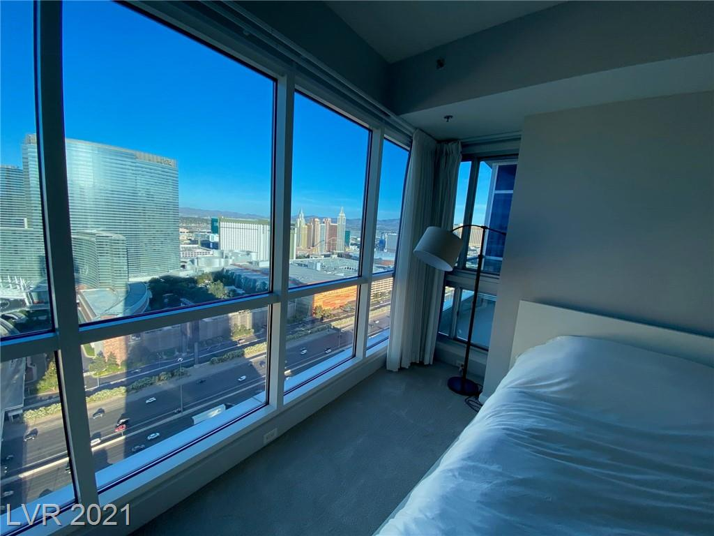 UNPARALLELED VIEWS OF SOUTH STRIP. ONE BEDROOM PLUS DEN. FLOOR TO CEILING GLASS WINDOWS. ONE OF THE BEST LOCATIONS IN THE TOWER. MARBLE FLOORING, GRANITE, TOP OF THE LINE APPLIANCES, STORAGE, NEW PAINT, NEW DRAPES. AMENITIES INCLUDE INDOOR SPA, RACQUETBALL, FITNESS, POOL, FREE VALET, GUARDED GATE.
