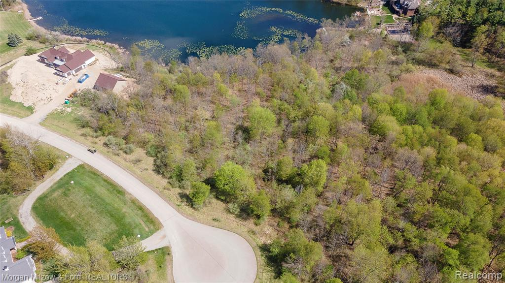 SELLER IS MOTIVATED AND WILL CONSIDER ALL REASONABLE OFFERS!! Don't miss out on this hidden gem of vacant land located in Metamora! Absolutely STUNNING 5 acre parcel is the last and most desirable lot  for sale in the woodland lakes of Hadley subdivision. Located at the end of the cul-de-sac, corner lot, overlooking a beautiful lake and tree farm. They say if a piece of property calls to you it's the one and this is the ONE! BATVAI