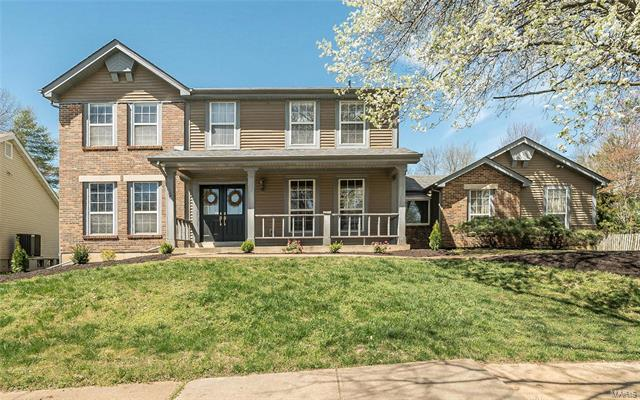 14835 Grantley Drive, Chesterfield, MO 63017