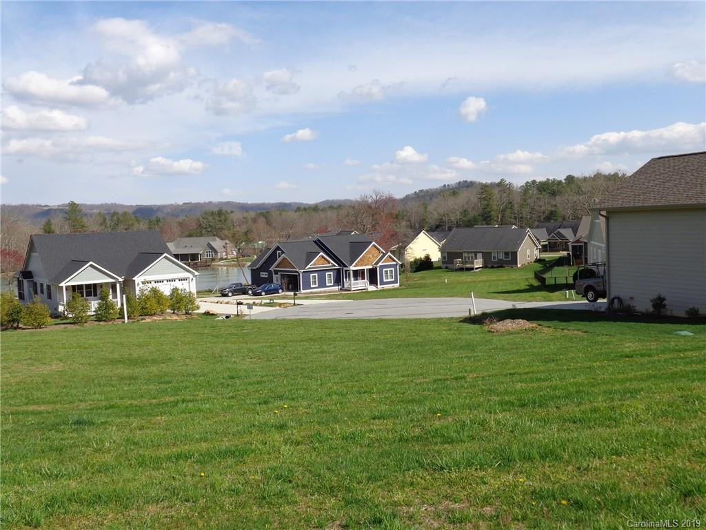 Fantastic home site now available in Vista at Blacksmith Run! This quiet, gated community is located just 15 minutes from downtown Hendersonville and only 20 minutes from Lake Lure. Community amenities include: Gated Entrance, Pool, Clubhouse, Fitness Center, Pond and Walking Trail. Craftsman style home packages available from the  low $200's. 0.33 Cul-de-sac Home Site with long range mountain views from the front.