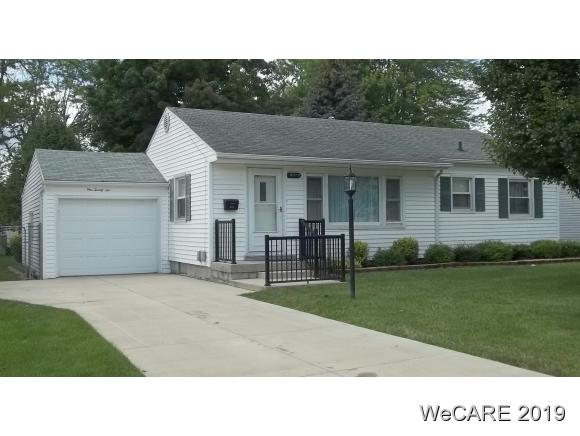 126 COLLINS AVE, S, LIMA, OH 45804