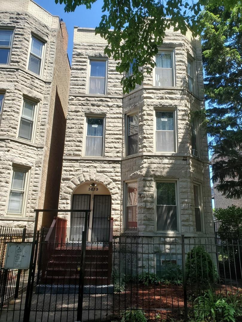 5639 S WABASH Avenue, Chicago, IL 60637