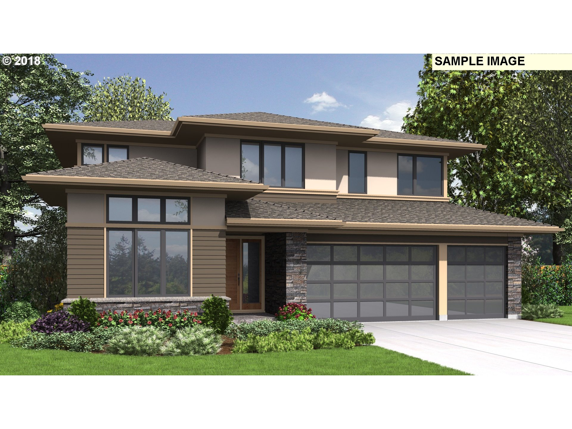 This elegant proposed custom home built by Steve Gibson Construction has everything you could ask for.  4 bedrooms, 3 baths, 2939 sq ft w/ 3 car garage. Make sure to check out the attached standard features list. Our standards are other builders upgrades.  Situated on a hard to find 10K lot in Happy Valley.