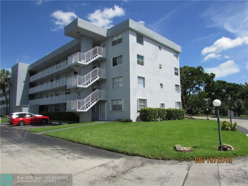 This is a VA Approved Complex.  Bright and Airy 4th floor corner unit with a granite and stainless kitchen, All new appliances, Updated bathrooms, 2 W/I Closets, Impact windows, screened balcony overlooking the river. All tile flooring. Gated community with Guard on Duty 24/7. Nicely maintained complex with 3 pools, club house and fitness center.  Close to I-95 and Wilton Manors. No renting for 1st 2 years, 2 pets allowed, some weight restrictions.