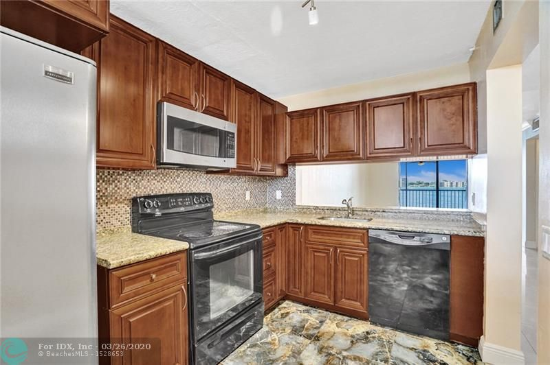Gorgeous Pet-Friendly Condo With Expansive Water Views as Soon as You Enter the Unit. Located on a Serene Lake in a Guard Gated Community in the Up and Coming City of Oakland Park. This Unit Offers 2 Large Bedrooms and 2 Full Bathrooms. Great Kitchen with Plenty of Counter and Storage Space. Ready for Your Finishing Touches! The community offers 3 Pools, Tennis Court, Basketball Court, Fitness Gym, Community Center with BBQ Area and Even a Concession Stand on Weekends! This is the Perfect Place to Call Home and at this Price You Should Not Wait. One of the best Priced Units in the Community. Property is Vacant and Safe to be Shown during this time.