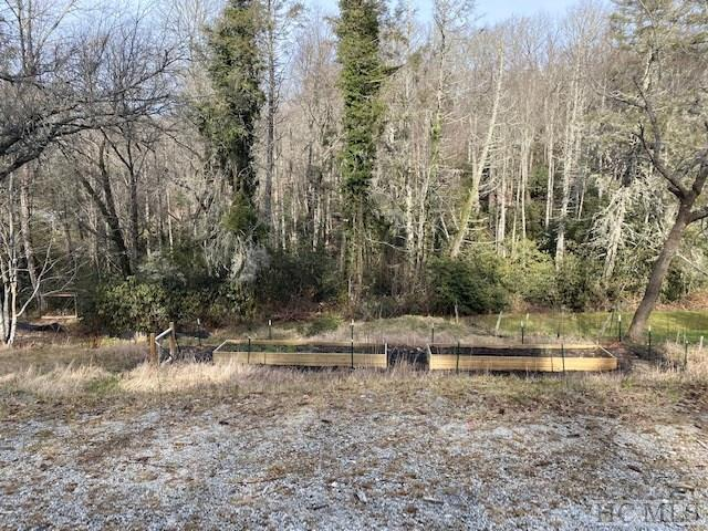 Looking for a near level, vacant building lot in the beautiful town of Highlands, NC?  Located off the Dillard Rd (Hwy 106), this .49-acre lot is zoned R-1 Residential with access to town water and sewer hookup. Ideal for building a nice rental home with close proximity to downtown Highlands and it's fabulous, award-winning restaurants, spas, shopping, hiking trails, and picturesque waterfalls. Proceeds from the sale will go to benefit The International Friendship Center of Highlands and The Pantry.